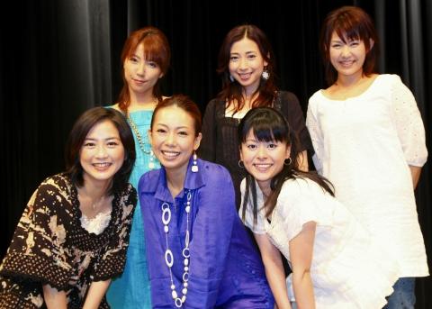 次長課長・河本の愛妻も踊る! 大阪パフォーマンスドールが復活ライブ