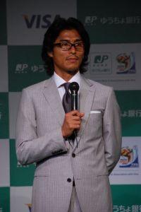 日本代表の中澤選手、「外見はチ...