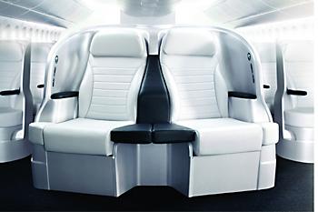 ニュージーランド航空、エコノミークラスにフルフラットシートを導入 マイナビニュース
