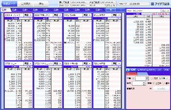 東証arrowhead対応の 株価ボード サービス 5日から無料提供 藍沢
