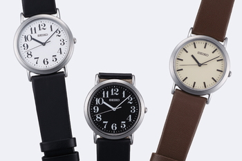 c62c6d7b863 セイコー スピリットから、デザイン界の巨匠・渡辺力氏による腕時計3 ...