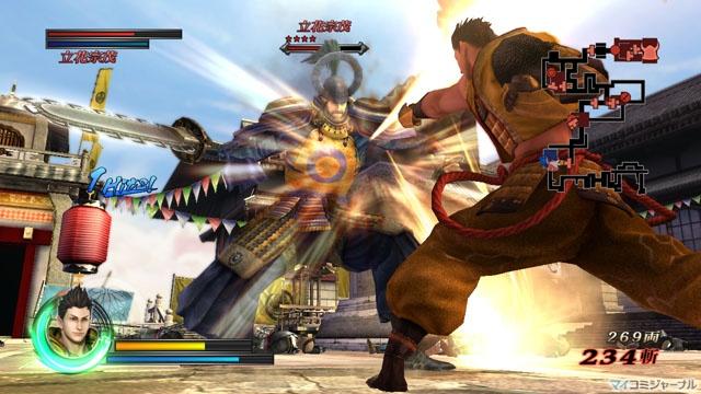 Ps3 Wii 戦国basara3 ザビー教健在 敵武将の立花宗茂と大友宗麟を紹介 マイナビニュース