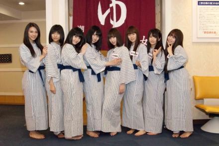 AKB48の秋元才加、河西智美らがすっぴん浴衣姿を披露 『AKB48 ネ申 ...