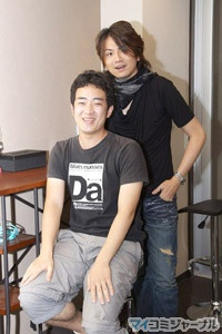 上松範康&母里治樹の師弟コンビが語り尽くす!? 「Elements Garden III -phenomena-」、9月22日発売