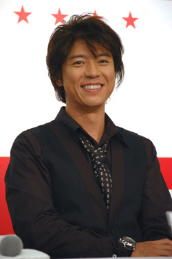 笑顔の上川隆也