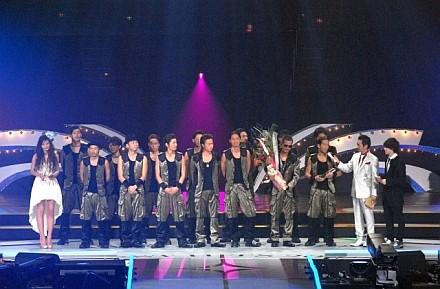 ATSUSHI「元気に戻ってきました」-『ベストヒット歌謡祭』でEXILEがV5!