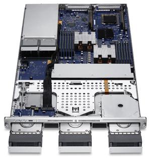 AppleのXserveが受注終了 - 既存...