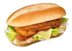 マクドナルド、「アイコンチキン」よりチキンバーガー2種発売