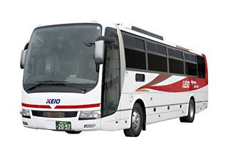 高速バス、1000円追加で2席分を...