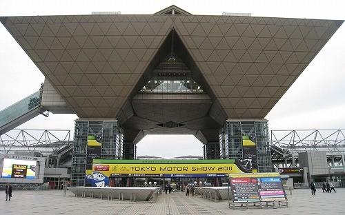 2013年東京モーターショーのスケジュール決定