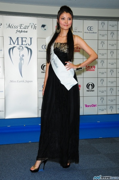 Road to MISS EARTH JAPAN 2012 - June 23rd 002l