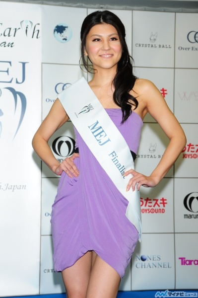 Road to MISS EARTH JAPAN 2012 - June 23rd 004l