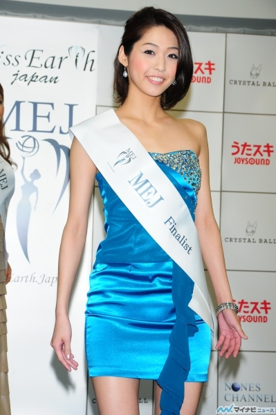 Road to MISS EARTH JAPAN 2012 - June 23rd 005l