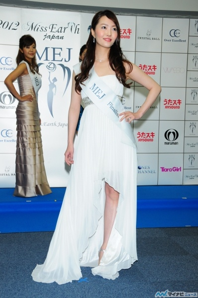 Road to MISS EARTH JAPAN 2012 - June 23rd 006l