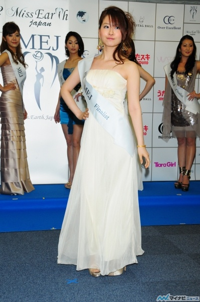 Road to MISS EARTH JAPAN 2012 - June 23rd 011l