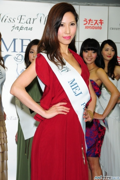 Road to MISS EARTH JAPAN 2012 - June 23rd 014l