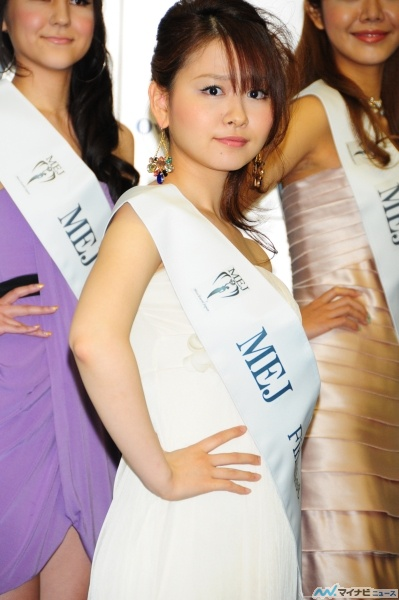 Road to MISS EARTH JAPAN 2012 - June 23rd 015l