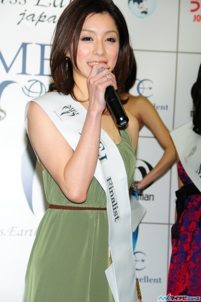 Road to MISS EARTH JAPAN 2012 - June 23rd 016l