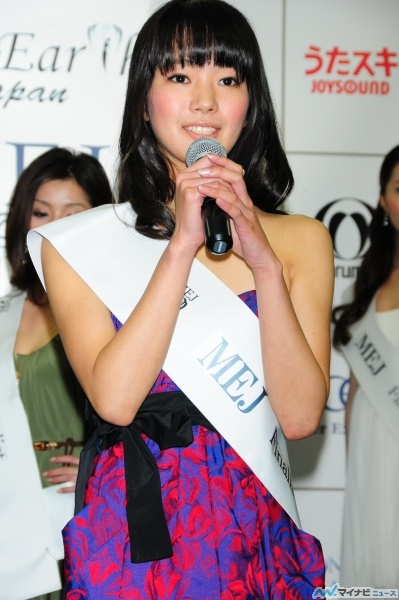 Road to MISS EARTH JAPAN 2012 - June 23rd 017l