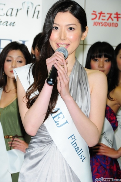 Road to MISS EARTH JAPAN 2012 - June 23rd 018l