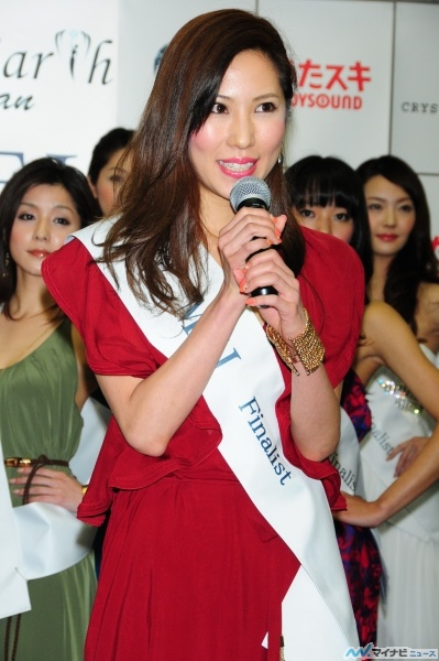 Road to MISS EARTH JAPAN 2012 - June 23rd 019l