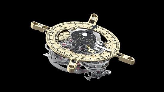 世界4本限定で生産された「MP-04 ... : 時計 計算 : すべての講義