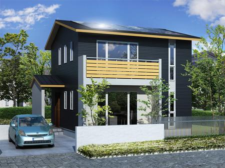 断熱性能アップ&省エネルギー機器の採用でゼロエネ住宅「ソラシア」誕生