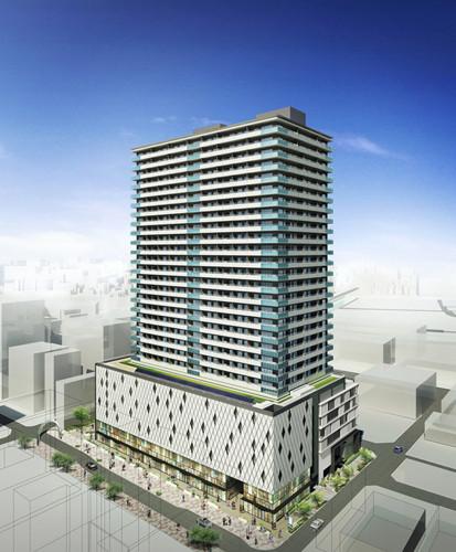 静岡駅前に新たなランドマークが誕生-静岡呉服町再開発プロジェクト