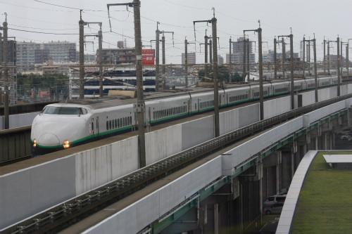 上越新幹線開業30周年記念、SLとのパネル展や産直市など各種イベント開催!