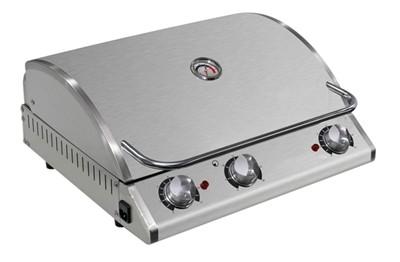 食材から出る煙を内部で循環させる、新しいスタイルの電気BBQグリル登場!