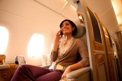航空機内で携帯電話の利用が可能に