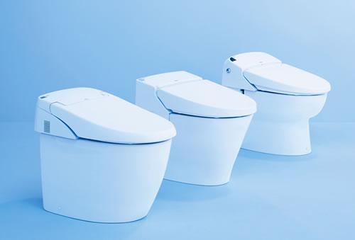業界初! ついにスマホ対応のトイレ「SATIS」(サティス)が登場