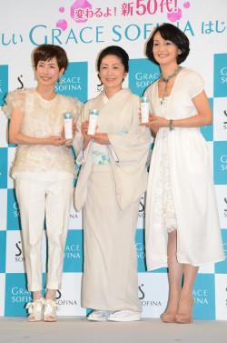 久本雅美、新CMでスッピン姿を披露し「素肌と戸籍はキレイなんです ...
