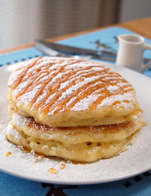 パン ケーキ ミックス レシピ