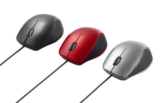 バッファロー、Windows 8のジェスチャー機能が使えるNFC/Bluetoothマウス