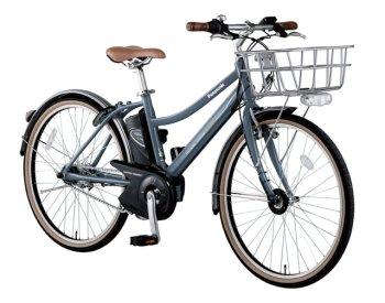 パナソニック、女性向け電動アシスト自転車のスポーツモデルをリニューアル