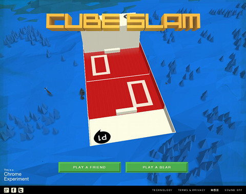 how to play cube slam with friends