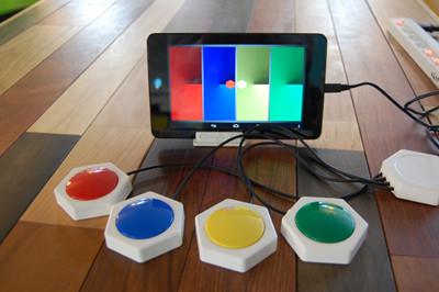 ボタンを繋いでゲームを楽しむ ... : スマホから直接印刷 : 印刷