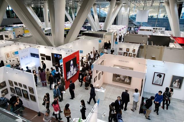"""東京都・有楽町で、""""日本最大のアートの祭典""""「アートフェア東京2014」開催"""