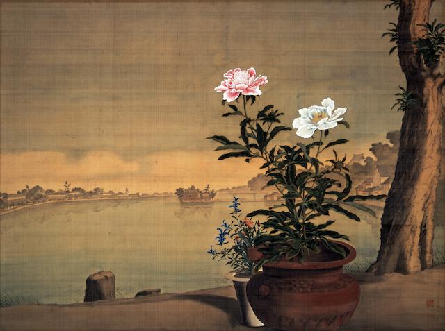東京都・サントリー美術館で、「のぞいてびっくり江戸絵画」展を開催