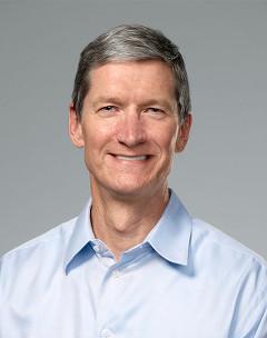 Appleのティム・クックCEO、怒る...