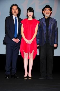 小松菜奈、國村隼ら半分以上の出演者とキス , 映画『渇き。』