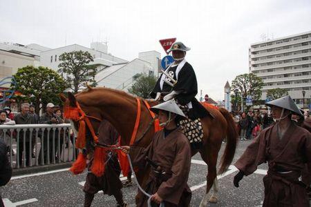神奈川県・茅ヶ崎で大岡越前が練り歩く「大岡越前祭」開催 - 無料の茶会も | マイナビニュース
