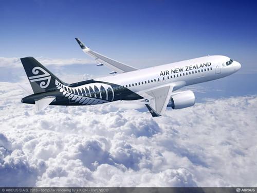 エアバスA320neo・13機とA320・1機を新たに購入へ - ニュージーランド航空