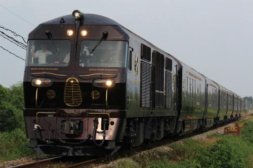 イラスト 電車 イラスト 無料 : JR九州のクルーズトレイン ...