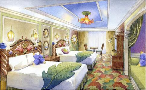 千葉県浦安市・東京ディズニーランドホテルは14日、2015年2月14日から登場する新しいキャラクターカテゴリーの客室の予約を、東京ディズニーリゾート・オンライン予約・購入サイトと東京ディズニーリゾート総合予約センターにて開始した。