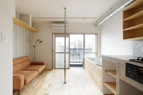 7 Japanese condo interior design