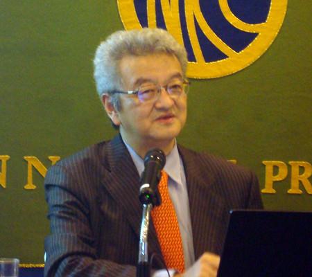 『GPIF』改革テーマに伊藤隆敏氏が会見、「リスク資産への積極投資も必要」