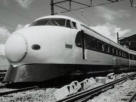 東海道新幹線開業50周年、昭和の時代を駆け抜けた車両0系など振り返る ...