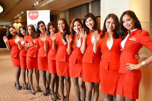 エアアジア・ジャパン、5月以降入社でCA募集 - 雇用形態は契約社員